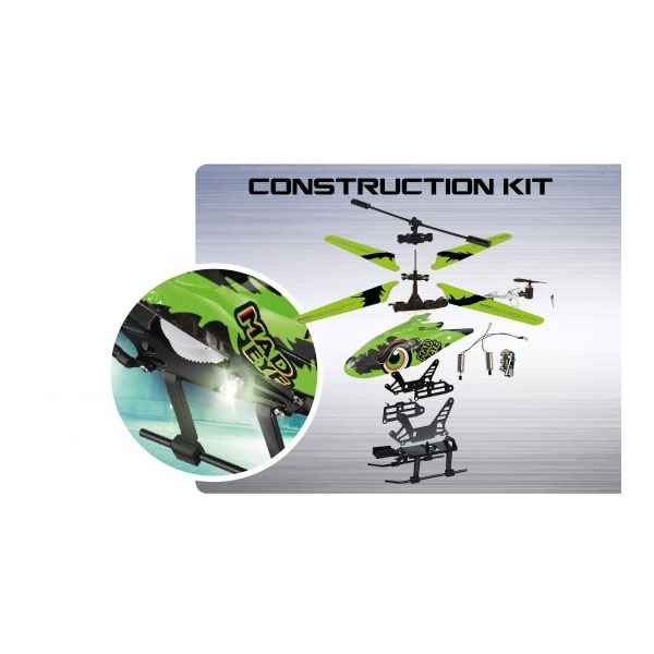 Revell 24716 Technik Helicopter MAD EYE