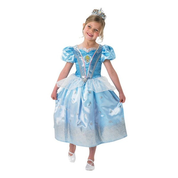 Kostüm Cinderella Glitter S 3- 4 Jahre