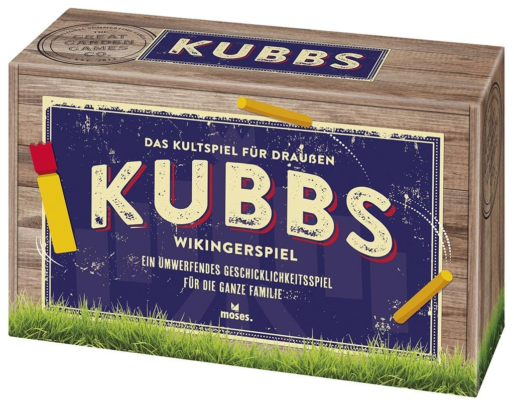 Kubbs Wikingerspiel