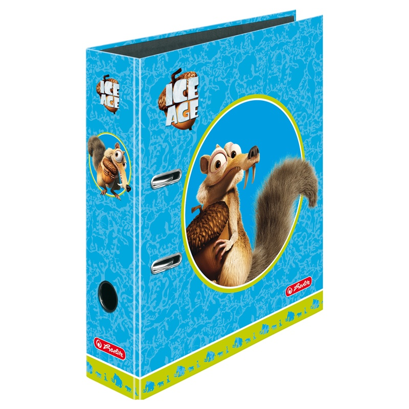 Herlitz Motivordner Max.file Ice Age Scrat A4 8 cm