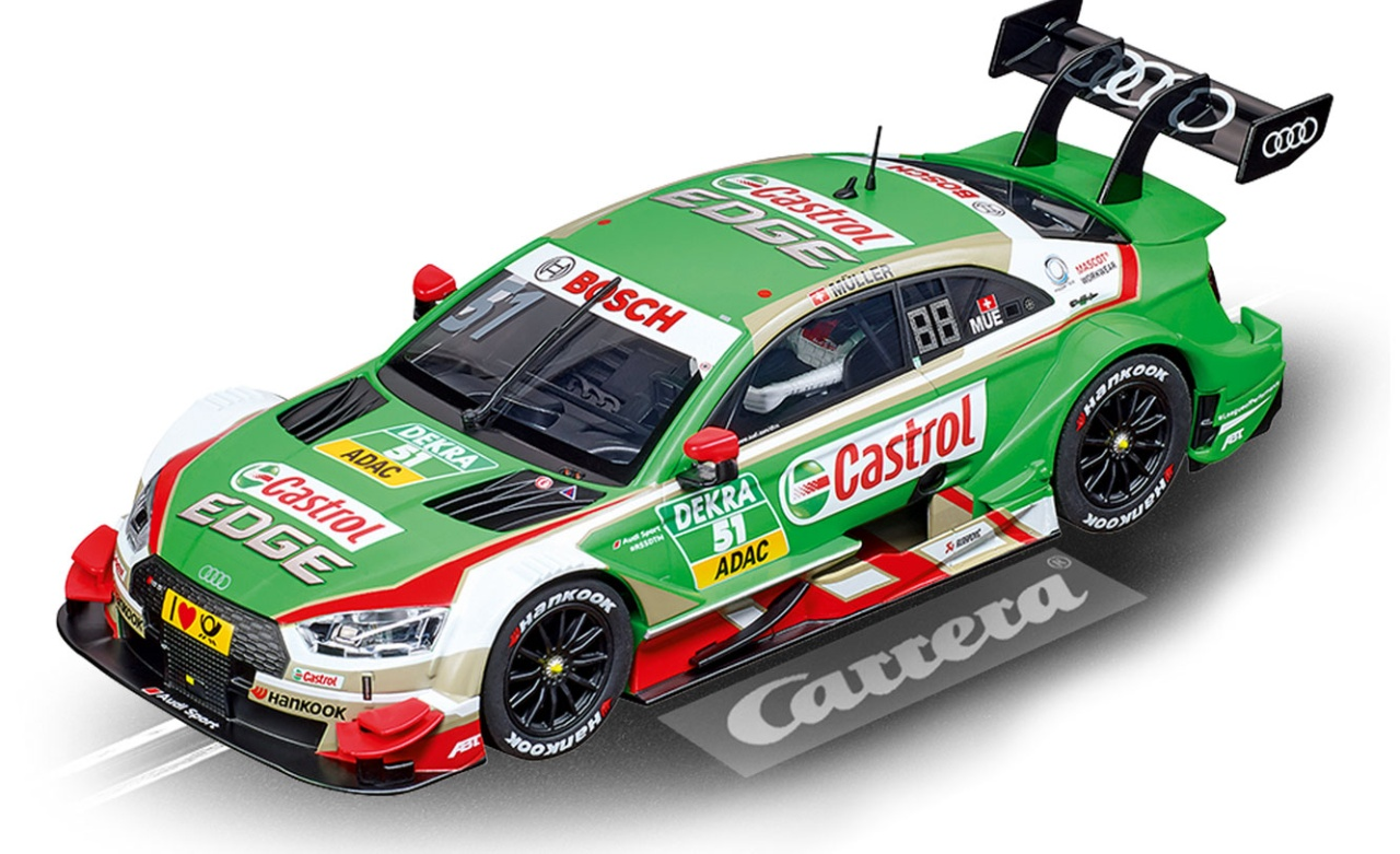 Carrera Digital 124 Audi RS 5 DTM N.Müller No.51