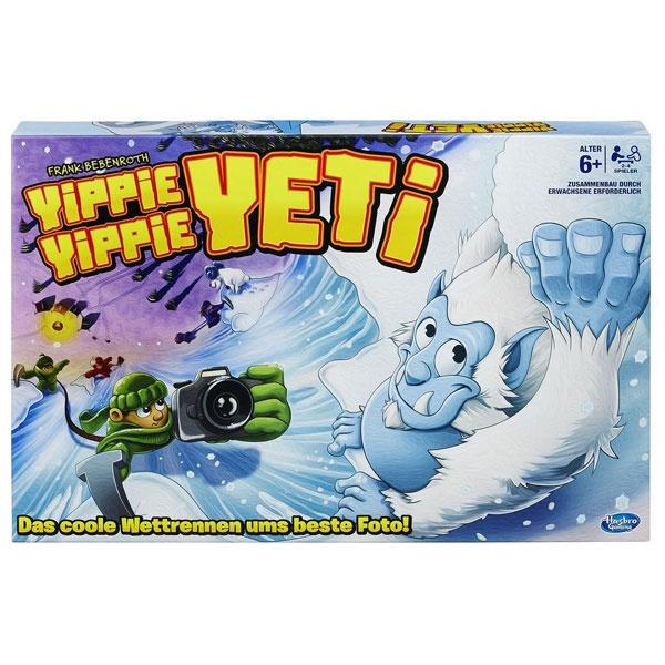 Yippie Yippie Yeti Kinderspiel von Hasbro