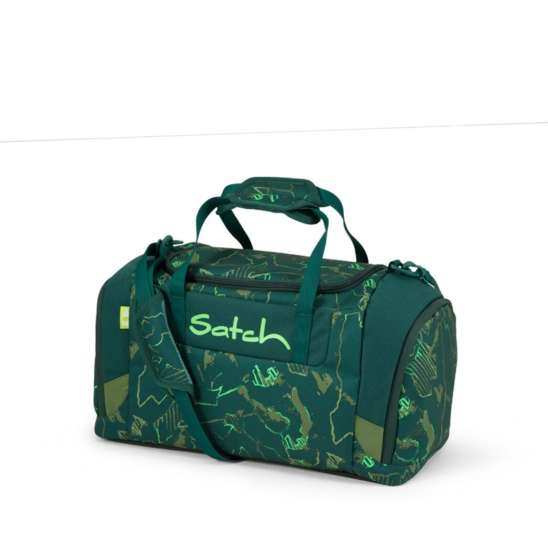 Ergobag Satch Sporttasche Green Compass
