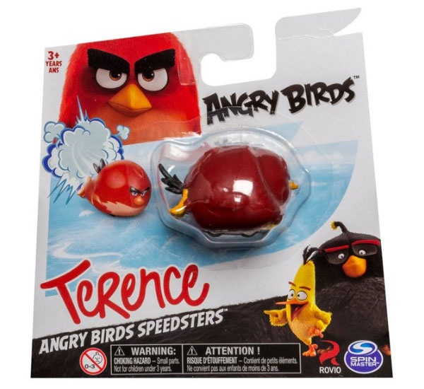 Angry Birds Speedsters Terence