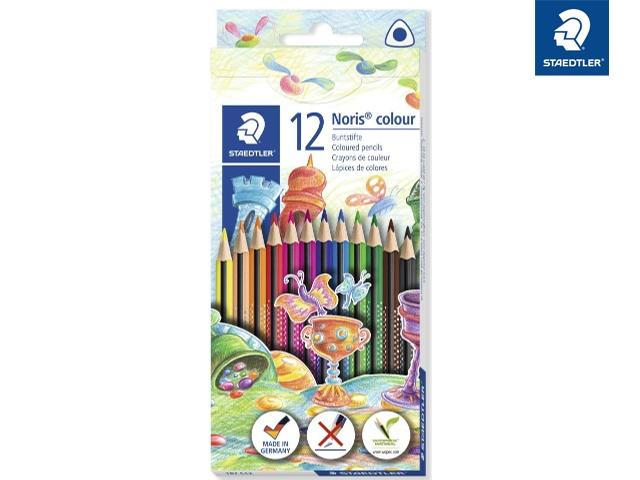 Staedtler Buntstifte Noris Colour 12 Stück Packung