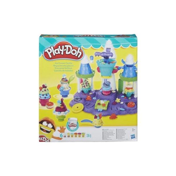 Play-Doh Kitchen Creation Eiscreme Schloss