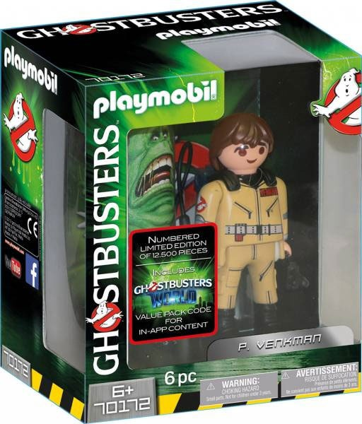 Playmobil 70172 Ghostbusters Sammelfigur P. Venkman