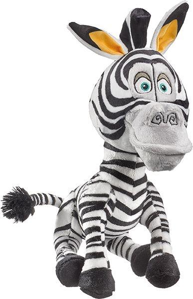 Schmidt Spiele Plüschfigur Madagascar Zebra Marty 25 cm