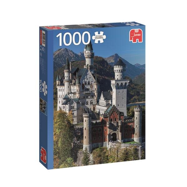 Jumbo Puzzle Premium Neuschwanstein, Germany 1000 Teile