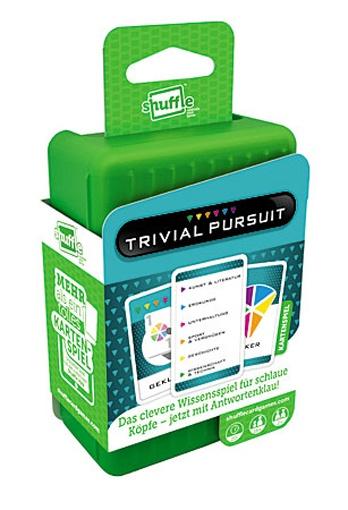 Shuffle Trivial Pursuit Kartenspiel
