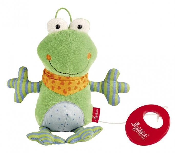 Sigikid Spieluhr Frosch 40781