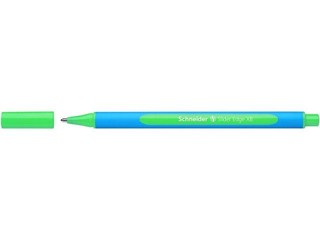 Schneider Kugelschreiber Edge XB grün