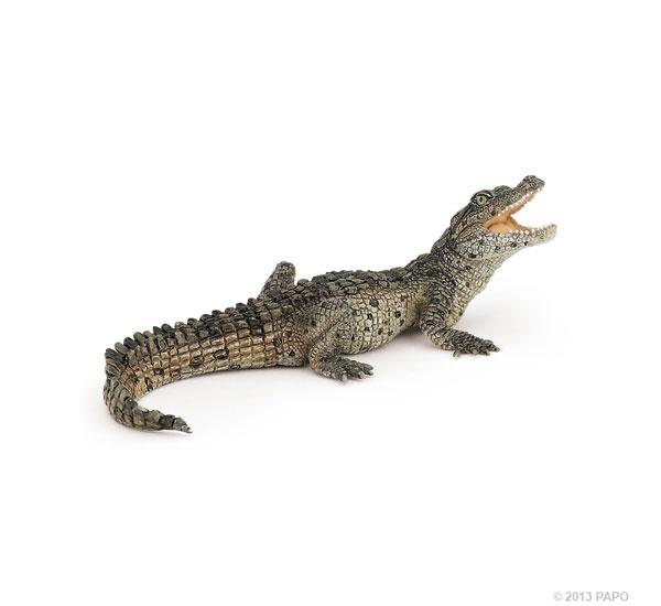Papo 50137 Krokodiljunges