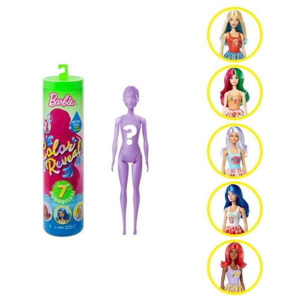 Barbie Color Reveal Puppe Wave 2