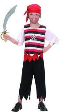 Kostüm Pirat 158