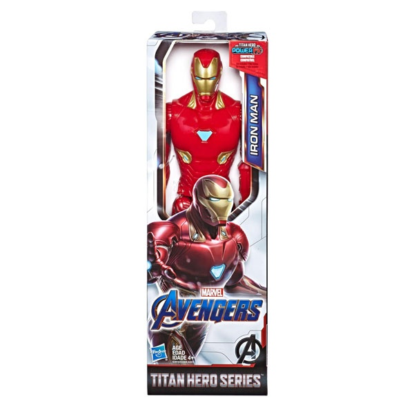 Marvel Avengers Endgame Titan Hero Iron-Man von Hasbro