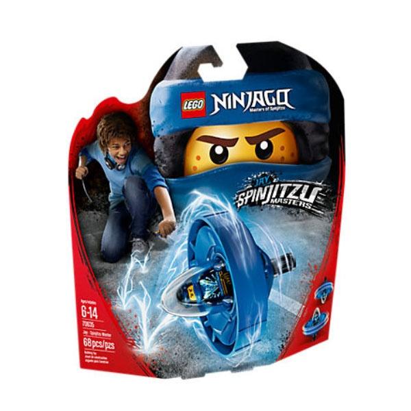 Lego Ninnjago 70635 Spinjitzu-Meister Jay