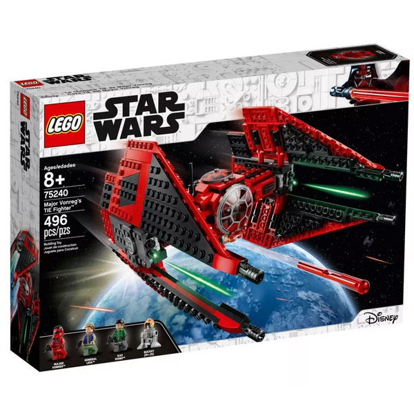 Lego Star Wars 75240 Major Vonregs TIE Fighter