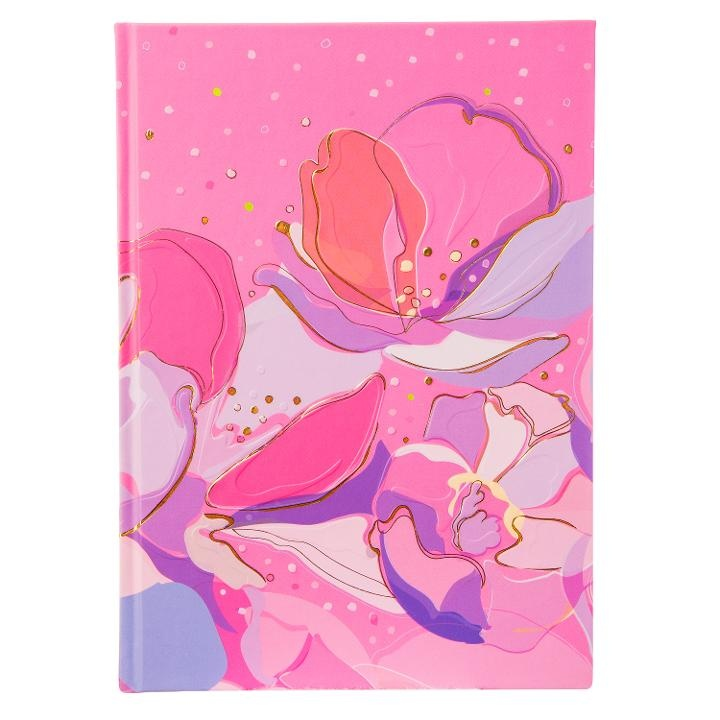 Goldbuch Turnowsky Notizbuch Opium Pink