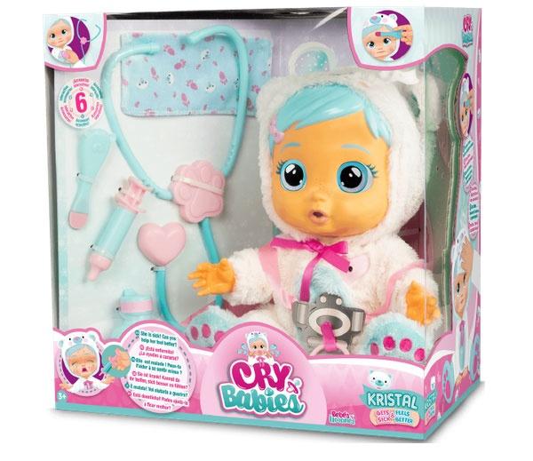 Cry Baby Kristal IMC Babies