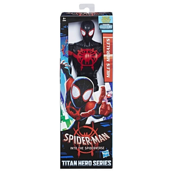 Spiderman Spider-Man Titan Hero Power FX Miles Morales
