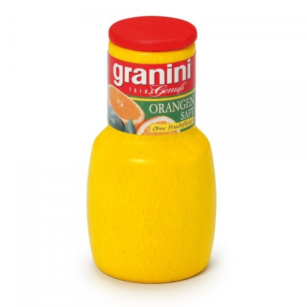 Erzi Orangensaft von Granini
