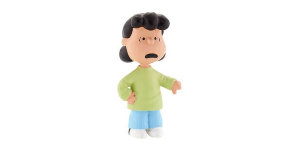 Bullyland Lucy Charlie Brown