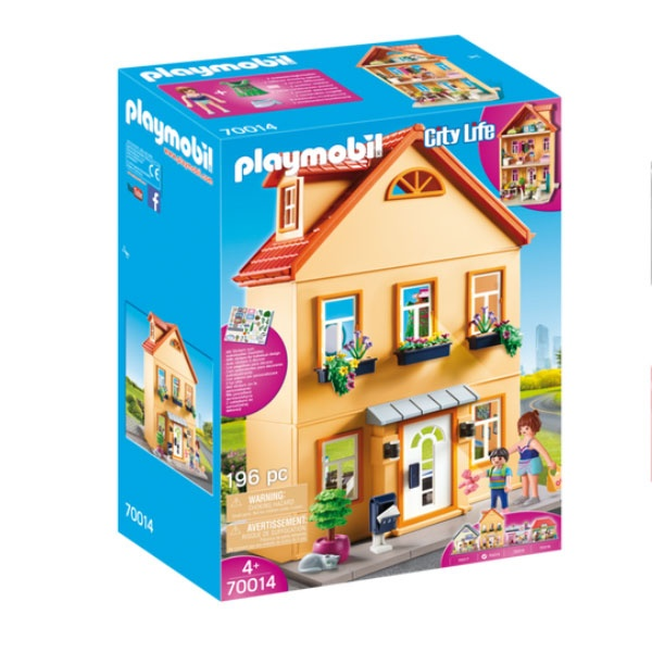 Playmobil 70014 City Life Mein Stadthaus