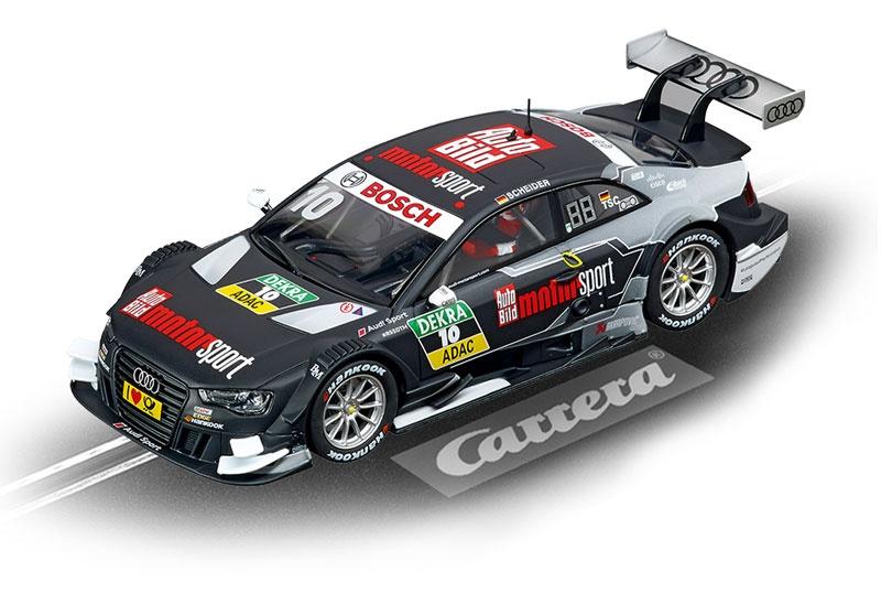 Carrera Digital 132 Audi RS 5 DTM T.Scheider No.10