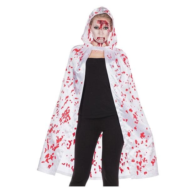 Kostüm-Zubehör Blutiges Horrer Cape