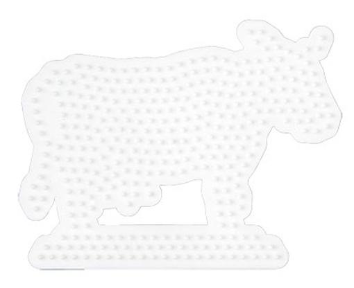 Hama Bügelperlen Stiftplatte Kuh
