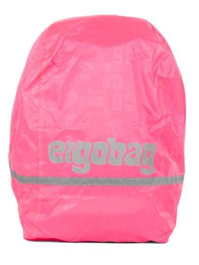 Ergobag Zubehör Regencape Shiny Pink
