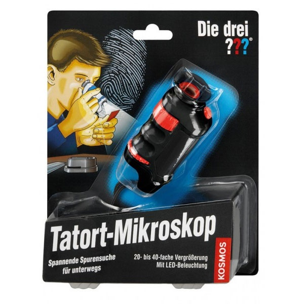 ??? Tatort-Mikroskop