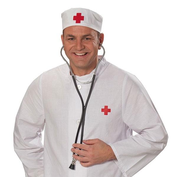 Kostüm-Zubehör Stethoskop