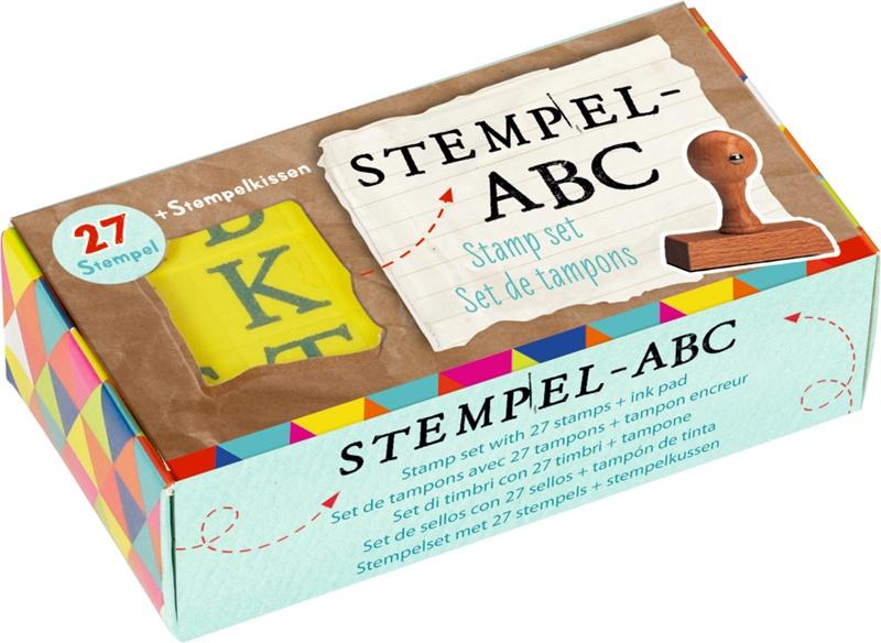 Spiegelburg Stempel-ABC