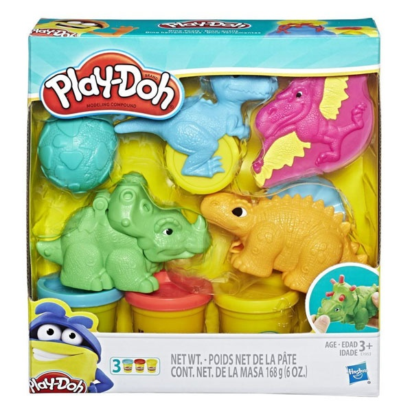 Play-Doh Dino Knet-Set