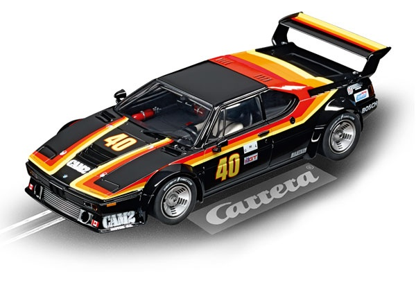 Carrera Digital 124 BMW M1 Procar No.40 Daytona 1981