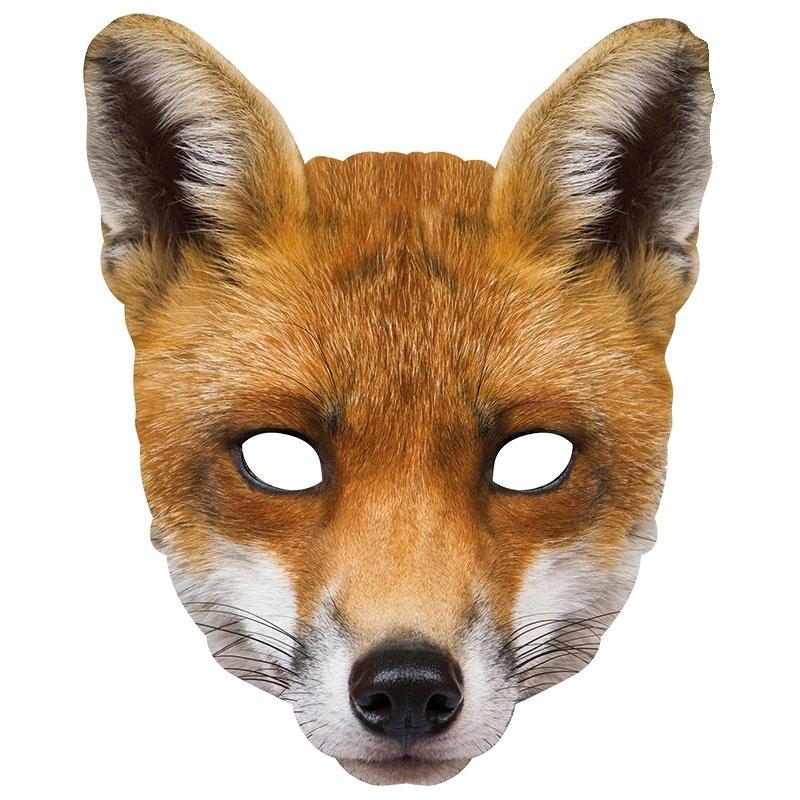 Fox Animal Face Mask