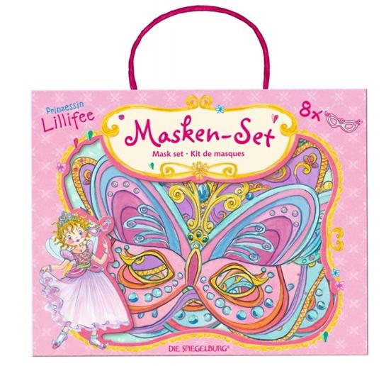 Spiegelburg Prinzessin Lillifee Maskenset