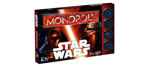 Monopoly Star Wars Galaxis