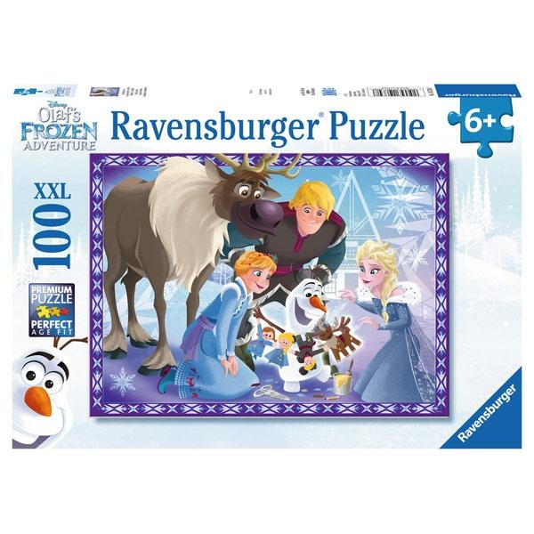 Ravensburger Puzzle Die Eiskönigin Frozen Familienzauber
