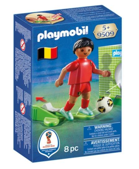 Playmobil 9509 Nationalspieler Belgien