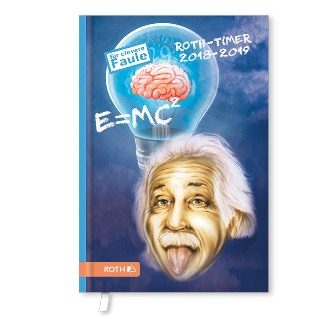 Roth Timer A6 2018-2019 Einstein für clevere Faule