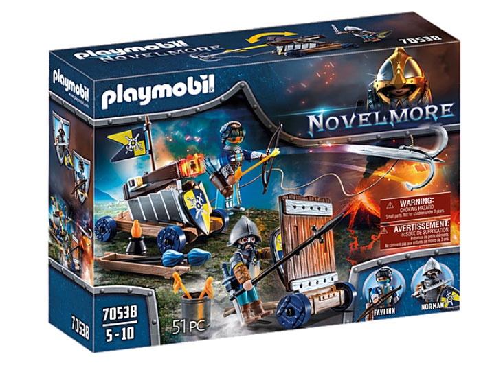 Playmobil 70538 Novelmore Angriffstrupp