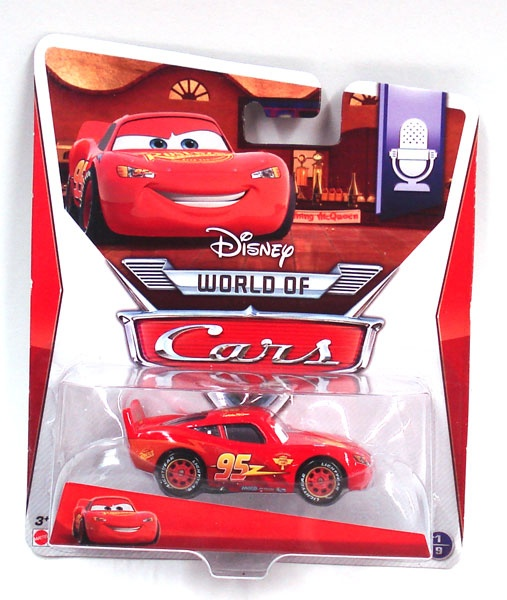 Cars Auto Lightning Flash McQueen BHN98
