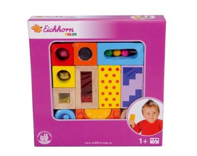 Eichhorn Color Soundbauseine 12tlg