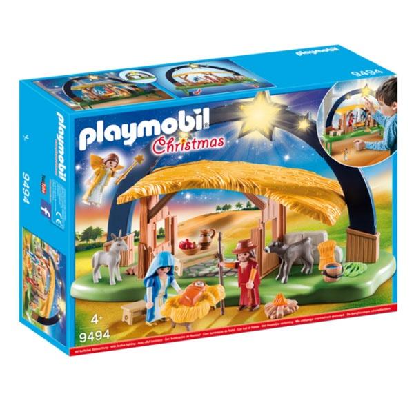 Playmobil 9494 Lichterbogen Weihnachtsgrippe