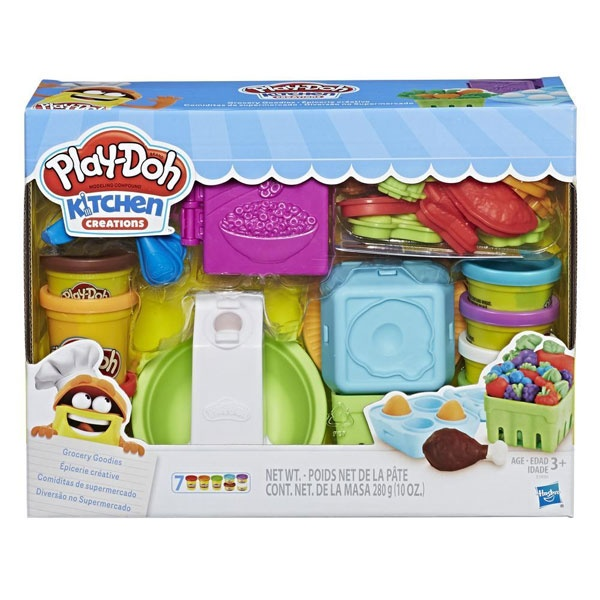 Play Doh Supermarkt