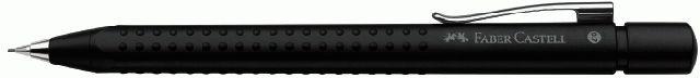 Faber Castell Druckbleistift Grip schwarz 0,7 mm