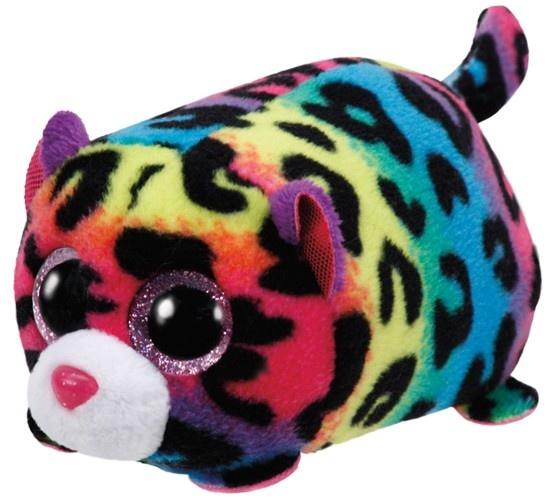 Teeny Tys Leopard Jelly bunt 10cm